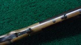 WINCHESTER MODEL 1866 SPORTING RIFLE - 9 of 20