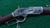 WINCHESTER 1873 EARLY FIRST MODEL RIFLE