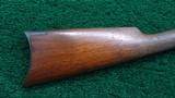 WINCHESTER MODEL 1890 EARLY RIFLE WITH SCARCE CASE COLOR RECEIVER - 16 of 18