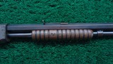 WINCHESTER MODEL 1890 EARLY RIFLE WITH SCARCE CASE COLOR RECEIVER - 5 of 18
