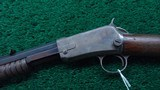 WINCHESTER MODEL 1890 EARLY RIFLE WITH SCARCE CASE COLOR RECEIVER - 2 of 18