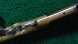 SECOND MODEL HENRY RIFLE - 9 of 19