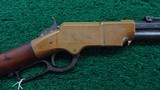 MARTIALLY MARKED SECOND MODEL HENRY RIFLE