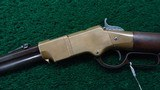 EARLY FIRST MODEL HENRY RIFLE - 2 of 18