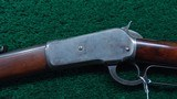 WINCHESTER MODEL 1886 RIFLE IN 45-70 CALIBER - 2 of 19