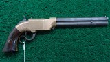 8 INCH VOLCANIC LEVER ACTION PISTOL