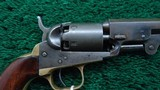 1849 COLT POCKET MODEL REVOLVER - 6 of 13