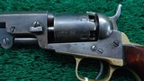 1849 COLT POCKET MODEL REVOLVER - 7 of 13