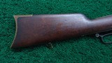 FIRST MODEL WINCHESTER 1866 FLAT SIDE CARBINE - 16 of 18