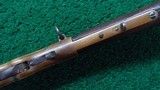 FIRST MODEL WINCHESTER 1866 FLAT SIDE CARBINE - 9 of 18