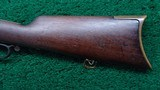FIRST MODEL WINCHESTER 1866 FLAT SIDE CARBINE - 14 of 18