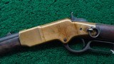 FIRST MODEL WINCHESTER 1866 FLAT SIDE CARBINE - 2 of 18