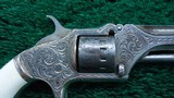 FACTORY ENGRAVED AMERICAN STANDARD TOOL COMPANY SPUR TRIGGER REVOLVER - 6 of 11