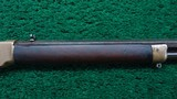 WINCHESTER EARLY 1866 SPORTING RIFLE CONVERTED TO 44 CF - 5 of 18