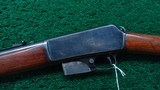 WINCHESTER MODEL 1905 32 CALIBER AUTOMATIC RIFLE - 2 of 17