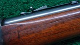 WINCHESTER MODEL 1905 32 CALIBER AUTOMATIC RIFLE - 11 of 17
