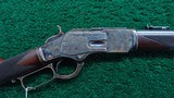 WINCHESTER 1873 DELUXE CASE COLORED SRC - 1 of 6