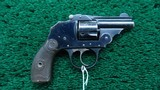 IVER JOHNSON 32 CALIBER BICYCLE PISTOL