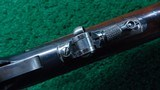 WINCHESTER MODEL 1894 SEMI-DELUXE RIFLE CALIBER 30 WCF - 8 of 22