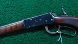 WINCHESTER MODEL 1894 SEMI-DELUXE RIFLE CALIBER 30 WCF - 2 of 22