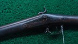 CONFEDERATE ALTERED MODEL 1842 MUSKET CUT TO MUSKETOON LENGTH - 2 of 18