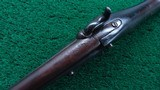 CONFEDERATE ALTERED MODEL 1842 MUSKET CUT TO MUSKETOON LENGTH - 4 of 18