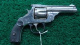 HARRINGTON & RICHARDSON AUTO EJECTING SECOND MODEL (BLACK POWDER) TOP BREAK REVOLVER