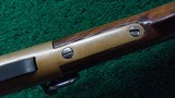 WINCHESTER 1866 FIRST MODEL FLAT SIDE CARBINECALIBER 44 RF - 8 of 16