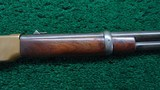 WINCHESTER 1866 FIRST MODEL FLAT SIDE CARBINECALIBER 44 RF - 5 of 16