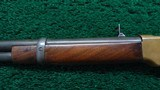 WINCHESTER 1866 FIRST MODEL FLAT SIDE CARBINECALIBER 44 RF - 12 of 16