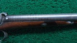 DOUBLE BARREL PERCUSSION 8 GAUGE MARKET SHOTGUN - 5 of 23