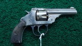 IVER JOHNSON DA SAFETY AUTOMATIC REVOLVER