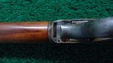 POPE SPORTERIZED WINCHESTER HI-WALL RIFLE - 15 of 25