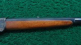 POPE SPORTERIZED WINCHESTER HI-WALL RIFLE - 5 of 25
