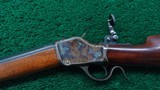POPE SPORTERIZED WINCHESTER HI-WALL RIFLE - 2 of 25