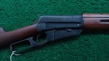 WINCHESTER 1895 SADDLE RING CARBINE IN CALIBER 30