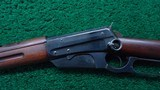 WINCHESTER 1895 SADDLE RING CARBINE IN CALIBER 30 - 2 of 20
