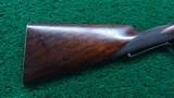 BEAUTIFULLY MADE DOUBLE BARREL 14 GAUGE PERCUSSION SHOTGUN BY JOHN BLANCH - 19 of 25