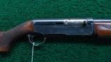 VERY RARE WINCHESTER MODEL 40 DELUXE SKEET 12 GAUGE SHOTGUN - 1 of 19