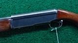VERY RARE WINCHESTER MODEL 40 12 GAUGE SHOTGUN - 2 of 18