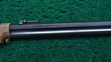 VERY FINE 2ND MODEL HENRY RIFLE - 5 of 19