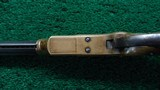 VERY FINE 2ND MODEL HENRY RIFLE - 11 of 19