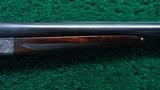 W.C. SCOTT SXS 12 GAUGE SHOTGUN - 5 of 20