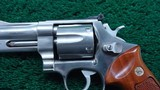 SMITH & WESSON MODEL 624 REVOLVER IN 44 SPECIAL WITH BOX - 7 of 16