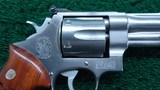SMITH & WESSON MODEL 624 REVOLVER IN 44 SPECIAL WITH BOX - 6 of 16