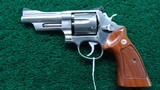 SMITH & WESSON MODEL 624 REVOLVER IN 44 SPECIAL WITH BOX - 2 of 16
