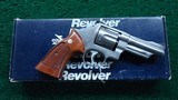 SMITH & WESSON MODEL 624 REVOLVER IN 44 SPECIAL WITH BOX - 15 of 16