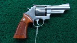 SMITH & WESSON MODEL 624 REVOLVER IN 44 SPECIAL WITH BOX - 1 of 16