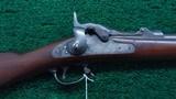 MODEL 1884 SPRINGFIELD TRAPDOOR RIFLE - 1 of 20