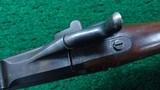MODEL 1884 SPRINGFIELD TRAPDOOR RIFLE - 9 of 20